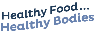 Healthy Food… Healthy Bodies Logo