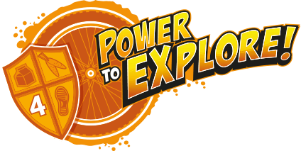 Power to Explore Logo