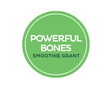 Powerful Bones Mini Grant Logo