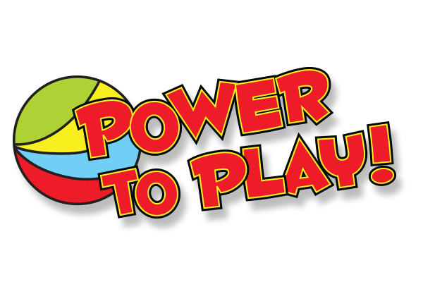 Power to Play Logo