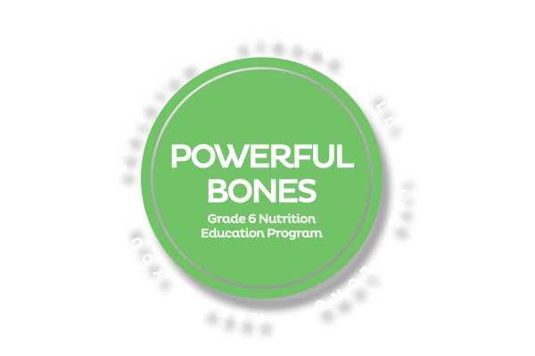 Powerful Bones Logo