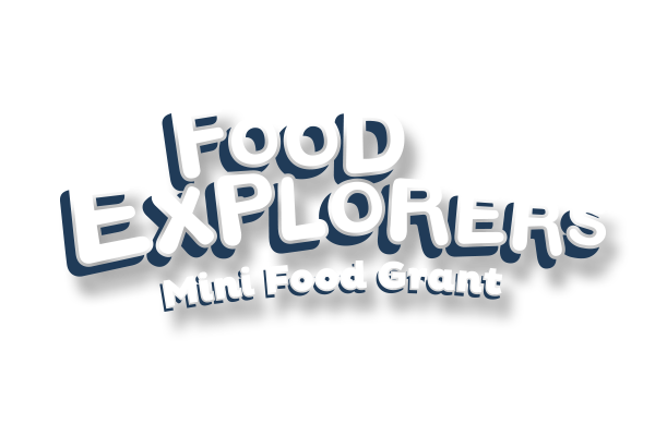 Food Explorers Mini Food Grant Logo