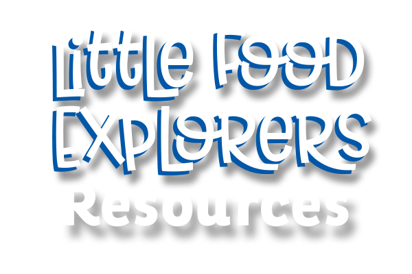 LITTLE FOOD EXPLORERS Resources Logo