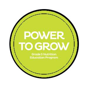 Power to Grow Logo