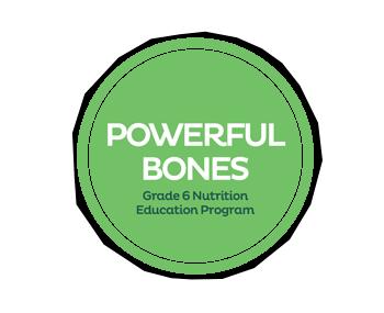 Powerful Bones Logo